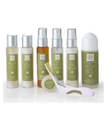 Skin By Monica Olsen 8 Piece Travel Kit Beauty On The Go Naturally - $26.50