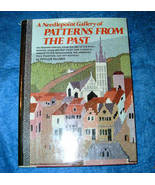 A Needlepoint Gallery of Patterns from the Past Kluger - $5.00
