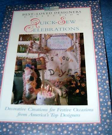 Best Loved Designers Collection Quick Sew Celebrations From