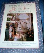 Best Loved Designers Collection Quick Sew Celebrations From - $6.00