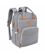 Diaper Bag Backpack, HOKEKI Multifunction Travel Fashion Backpack Matern... - $34.42
