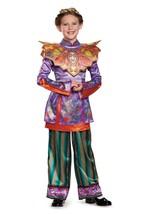 Alice in Wonderland Through The Looking Glass Girls Halloween Costume Sz... - $15.99