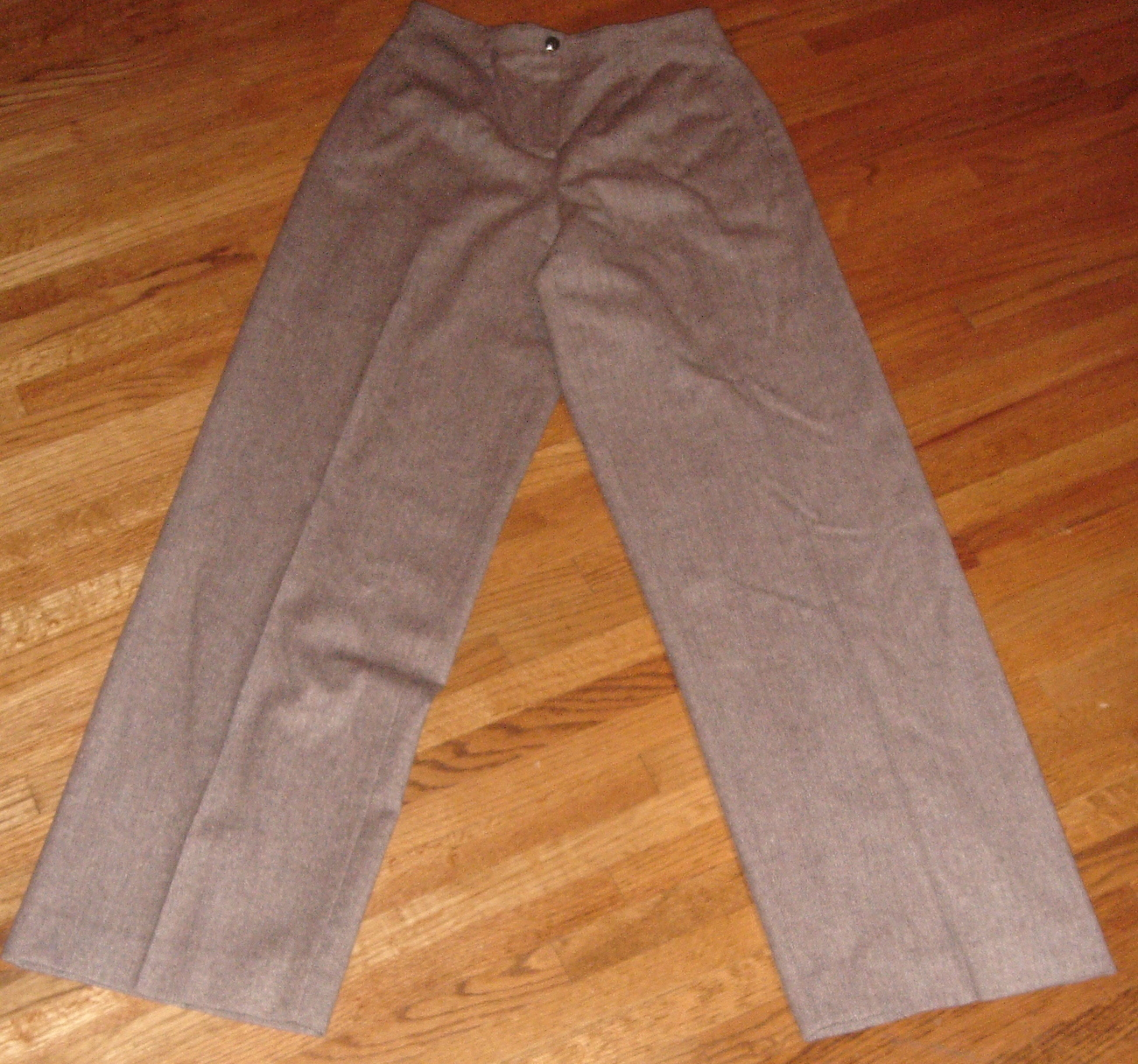 Primary image for Women's Wool Blend Pants by Jones New York ~ Size 4