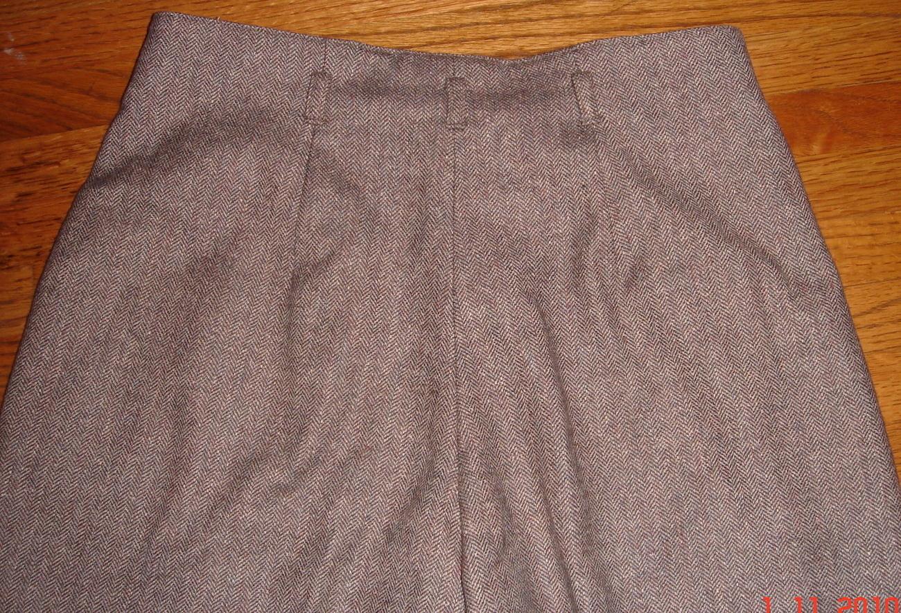 Women's Wool Blend Pants by Jones New York ~ Size 4
