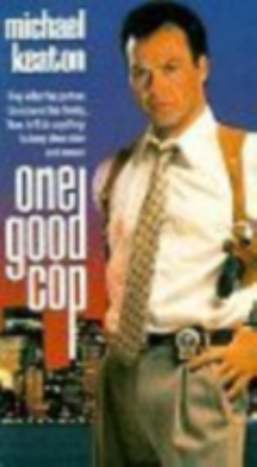 One Good Cop Vhs