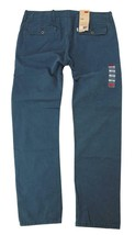 NEW NWT LEVI'S STRAUSS MEN'S ORIGINAL RELAXED FIT CHINO PANTS BLUE 556880019 image 2