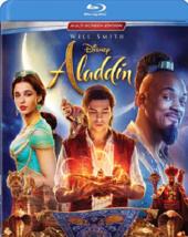 Disney Aladdin (Blu-ray + DVD, 2019)