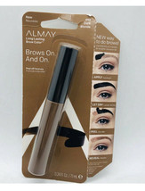 Almay Long Lasting Brow Color The Brow Lives On 010 Dark Blonde Peel Off Formula - $2.97