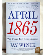 April 1865 by Jay Winik - $8.00