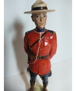 HUTSCHENREUTHER SELB Royal Canadian Mounted Police 8'' K Tutter RCMP  - $494.01