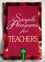 Simple Pleasures for Teachers - $1.75