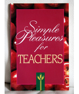 Simple Pleasures for Teachers - $1.75