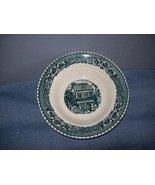 Royal Cavalier China Colonial Heritage Blue Bowl - $7.99