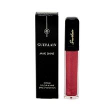 GUERLAIN MAXI SHINE INTENSE COLOUR & SHINE BARE LIP SENSATION 7.5ML #466 - $24.26