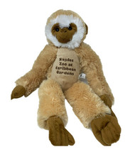 Naples Zoo at Caribbean Gardens Plush Stuffed Gibbon Monkey Wildlife Art... - $15.99