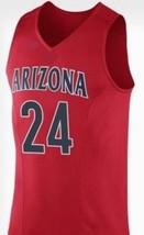 Andre Iguodala Arizona Wildcats College Basketball Jersey Sewn Red Any Size image 1