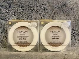 Revlon New Complexion One-Step SPF 15 Compact Makeup 05 Medium Beige, 2 Pack - $32.99