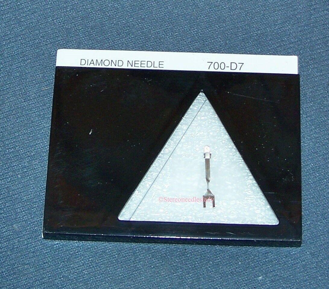 700-D7 RECORD NEEDLE STYLUS for Astatic 70TS 74TS 80TS Cartridge Astatic N8-7D