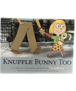 Knuffle Bunny Too Mistaken Identity Mo Willems Ages 3-6 First Edition HC - $5.50