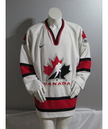 Team Canada Hockey Jersey - 2006 Away Jersey by Nike - Men's Extra-Large - $95.00