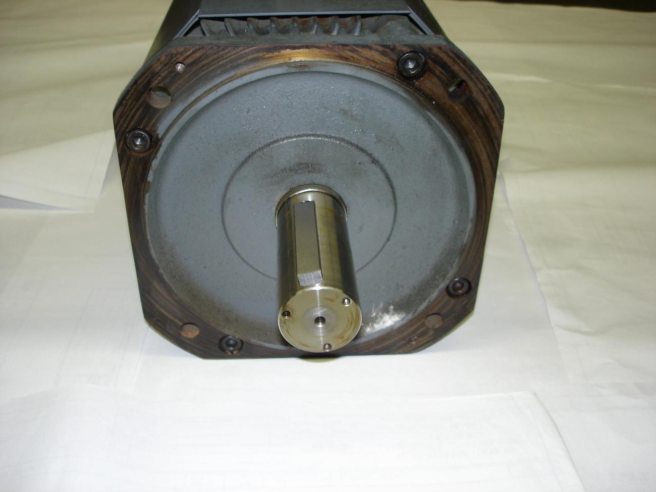 Mitsubishi AC Spindle Motor SJ-11XW8ZM