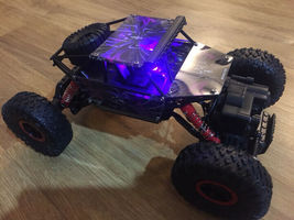 Bandi Toys Spider Monster Wireless RC Radio Controlled Remote Control Car Vehicl image 5
