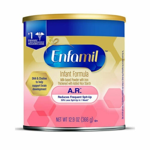 ENFAMIL A. R. INFANT FORMULA POWDER - 12.9 OZ. - EXP. 11/2021 - $17.99