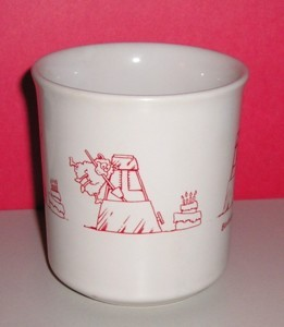 Music Theme Coffee Mug Birthday Time Humorous