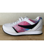 NEW Fila Women's Size 7 White/Pink/Blue Casual Sneakers - $30.68