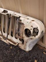 97-06 Chrysler Jeep Wrangler Grill Grille Gril Header Panel Radiator Support image 10