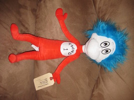 "DR. SEUSS THING 1 VERY RARE PROMO 2004 Brand New Licensed Plush 19"" HTF ... - $79.99"