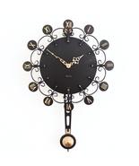 SCHATZ ELEXACTA Vintage WALL Clock RARE MODEL!! Germany PENDULUM Electromagnetic - $549.00