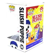 Funko Pop! Ad Icons Icee Slush Puppie #106 Vinyl Action Figure image 3
