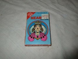 Hearts Card Game , Vintage , Collectible , 1970s - $5.00