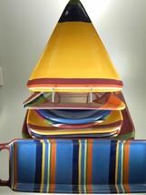 Sonoma Color Fest Lot of 13 Plates - $79.90