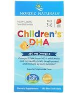 NORDIC NATURALS Child's DHA Formula 250 MG, 180 CT - $34.99