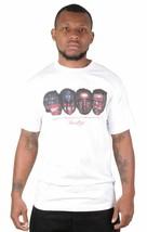 Deadline Banksters White Tee T-Shirt image 1