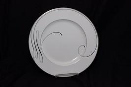 "Waterford Ballet Ribbon Platinum Dinner Plate 10.75"" - $36.25"
