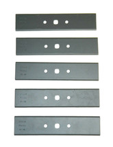 "Lot of 5 Stens 375-042 Edger Blade 9"" x 2"" - Replaces Husqvarna 578446203 - $24.99"