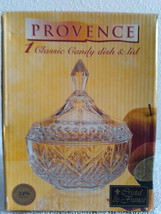 Vintage Crystal Classic Candy Dish - $39.00