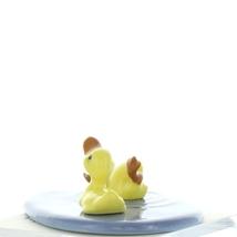 Hagen Renaker Bird Duck Baby Pond Ceramic Figurine Set image 4