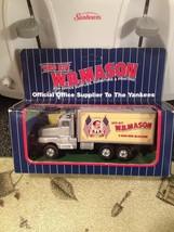 Silver WB Mason Truck 2016 NY Yankees Limited Edition EUC Very Rare Seal... - $18.80