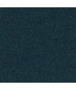 3 yard Herman Miller Loft Heathered Navy Blue Wool Upholstery Fabric 22L... - $102.60