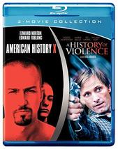 American History X / A History of Violence (Blu-ray)