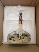 """The Danbury Mint """"Lost Cape Hatteras"""" Authentic Lighthouse Sculpture - $28.05"""