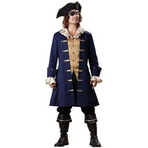 InCharacter Pirate Cap'n Cutthroat Outfit Adult Mens Halloween Costume M... - €79,69 EUR