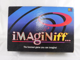 Imaginiff Game by Buffalo Games - 1998 Edition ... - $14.50