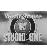 WESTINGHOUSE STUDIO ONE (1948) 100+ Episodes - $69.95