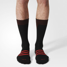 NEW Men TRAINING ADIDAS INFINITE SERIES SOCKS  PAIR nwt size - $17.18