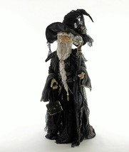 katherine's collection Wizard Krooked Kingdoom Halloween  - $575.00